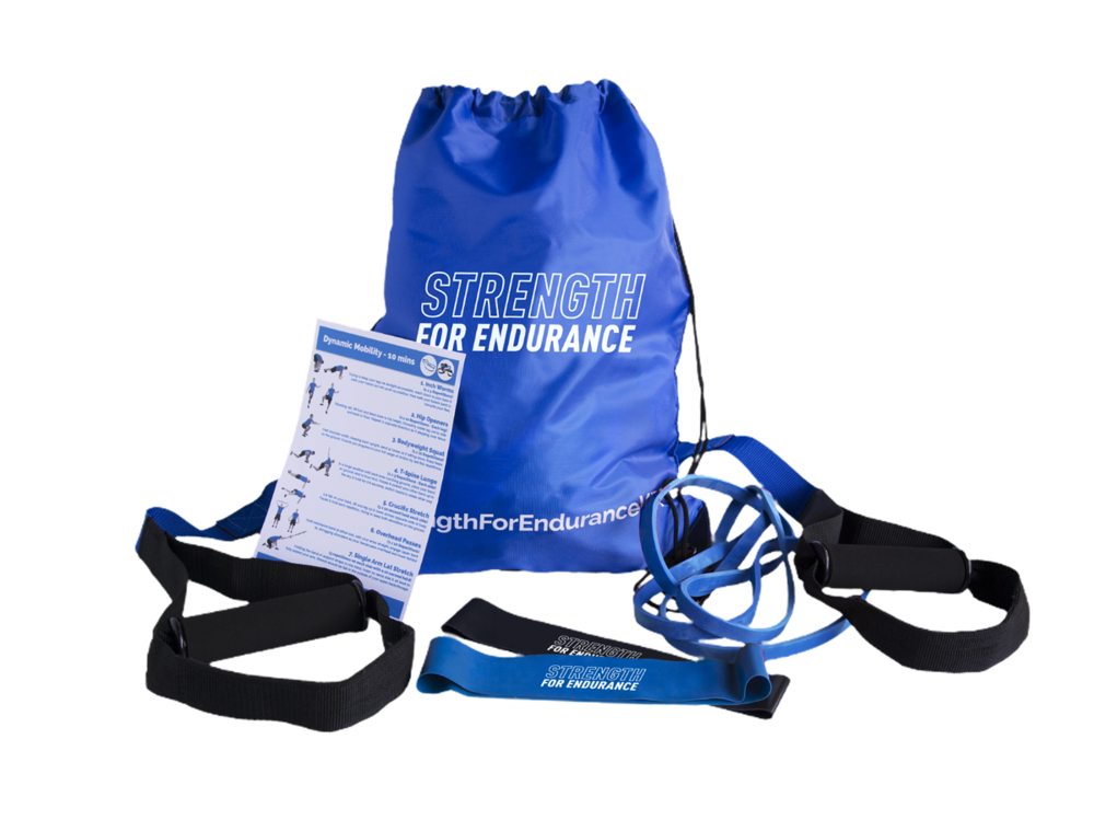 strength training home travel kit