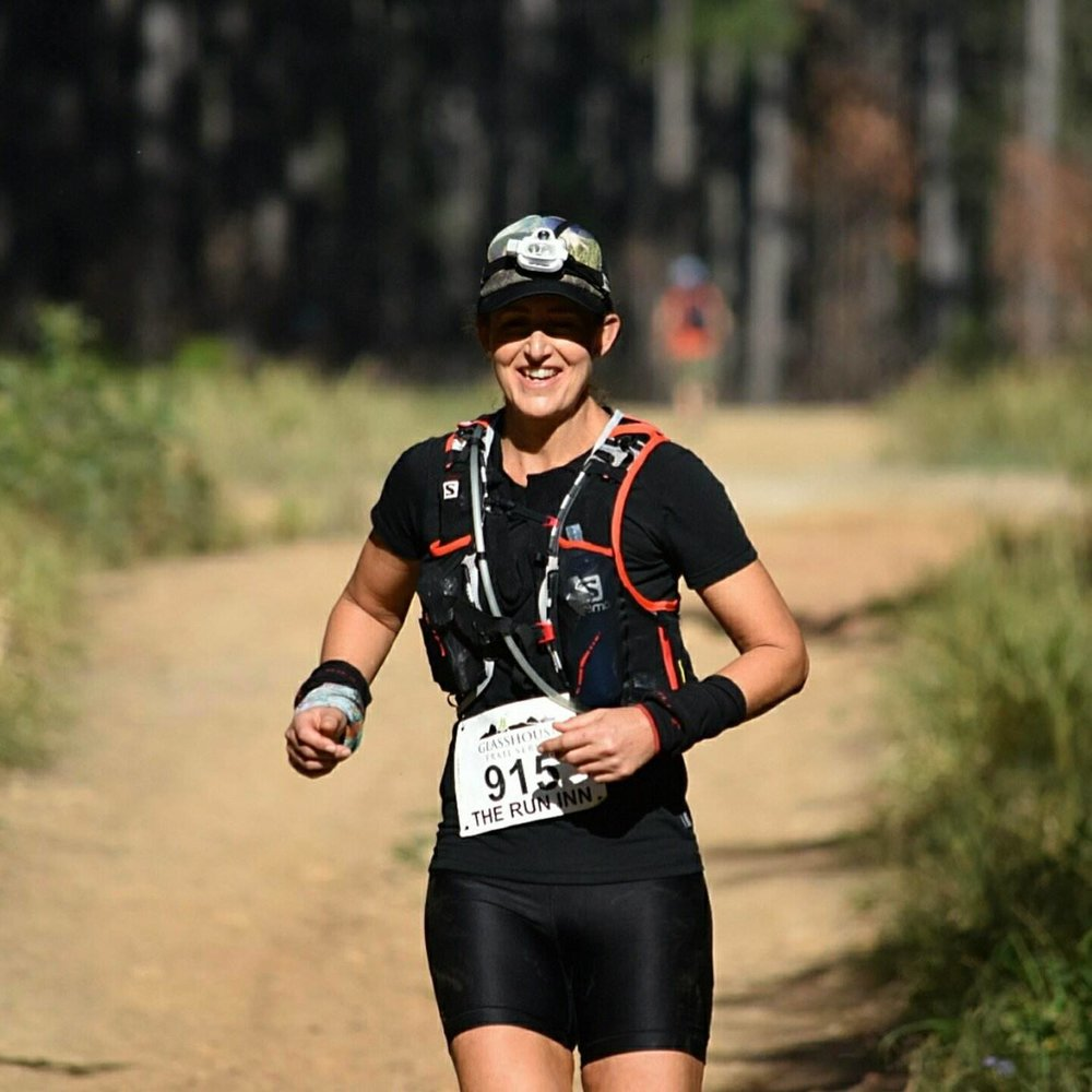 """""""Returning from injury,I noticed the difference as soon as I hit the trails."""" - — JILL THOMPSON, ULTRA-RUNNER"""