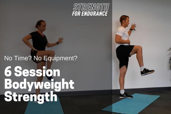 Body weight Training Program