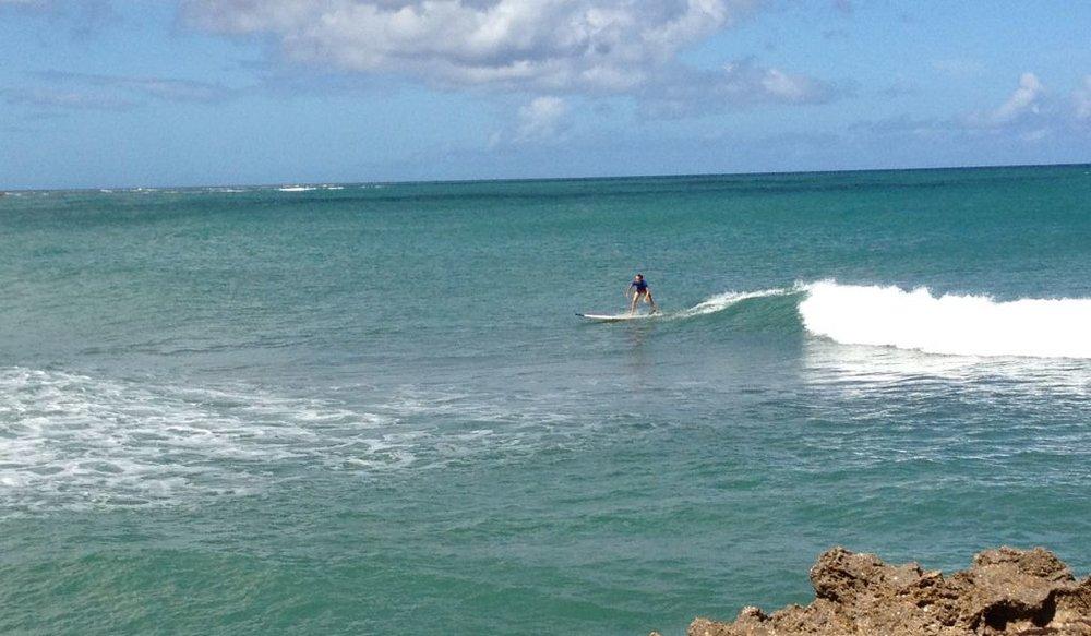 8216277712-Natalie-gets-a-wave-Turtle-Bay-Resort.jpg