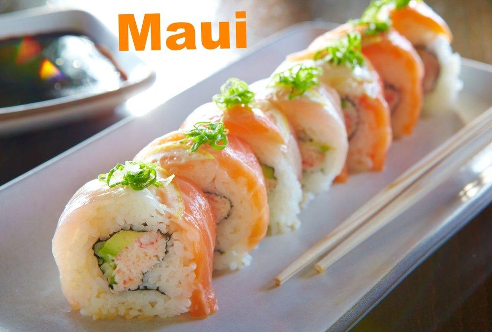 Japengo's sushi