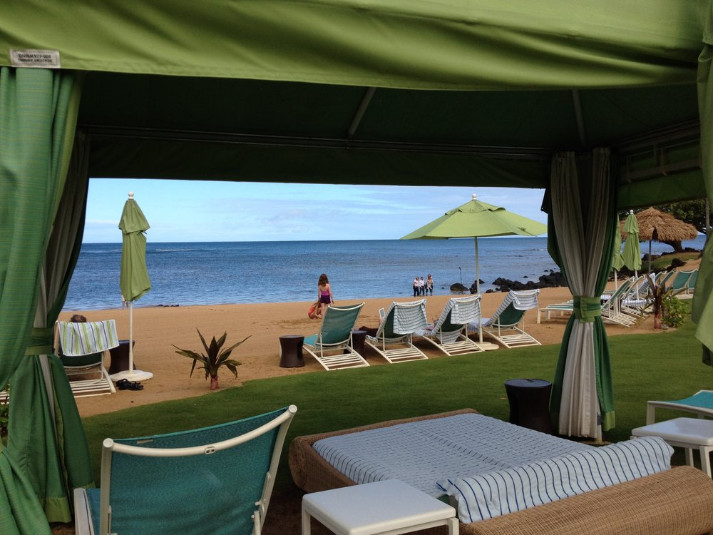 Kauai  - Cabana at St. Regis is yours for $500 a day.jpg