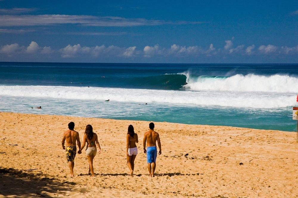 North Shore PC: Oahu Visitor Bureau