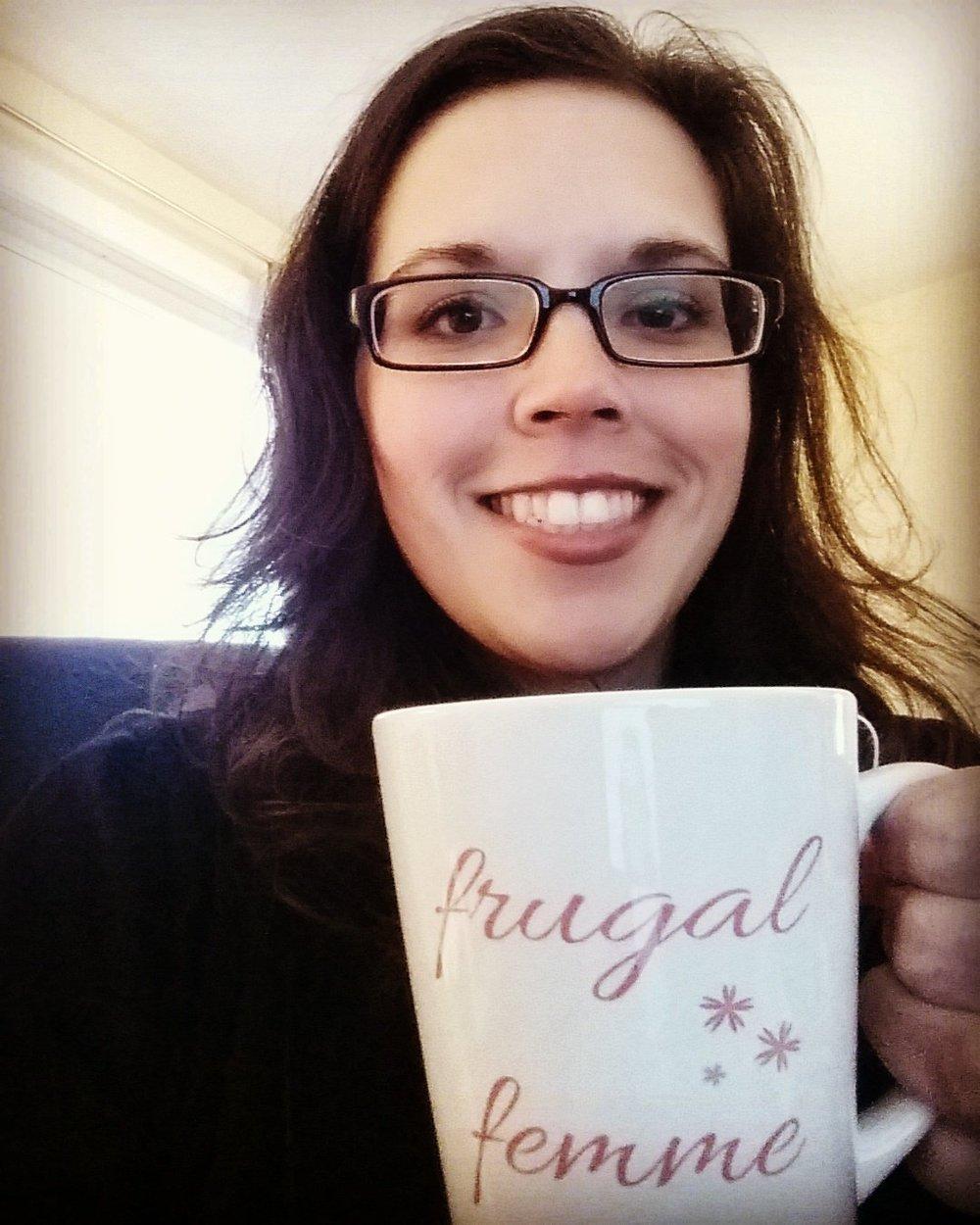 My favorite mug, because obviously.