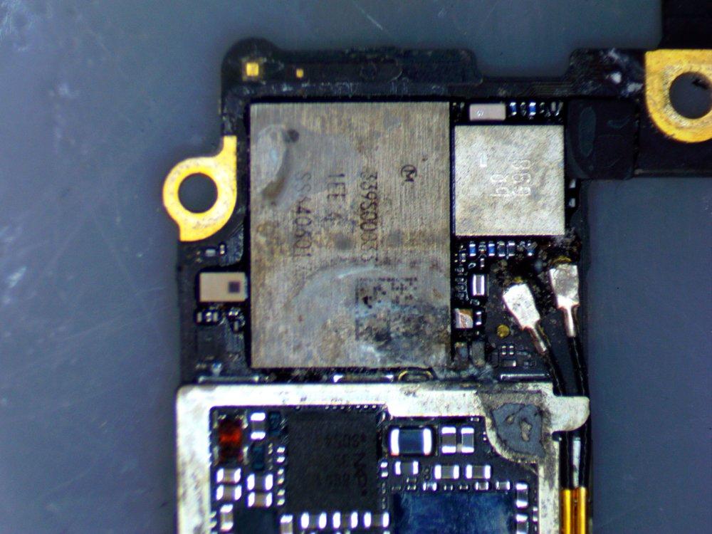 iPhone 6S Liquid Damage