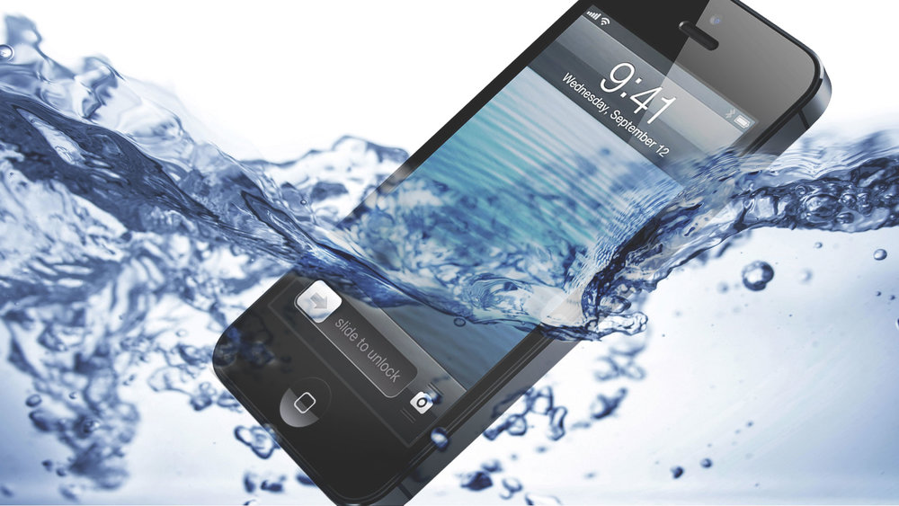 water iphone 6