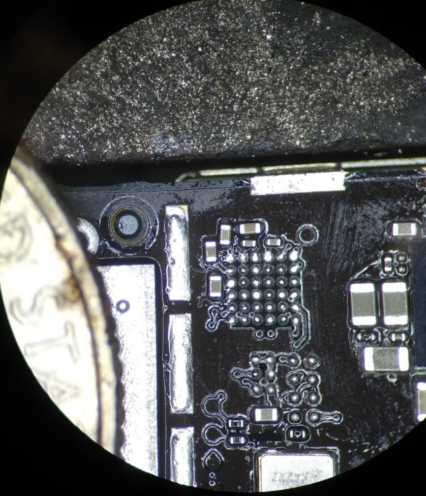Tristar ic removed