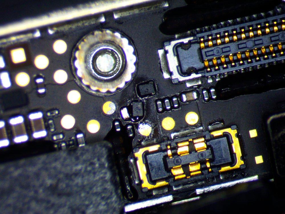 iphone gas gauge repair