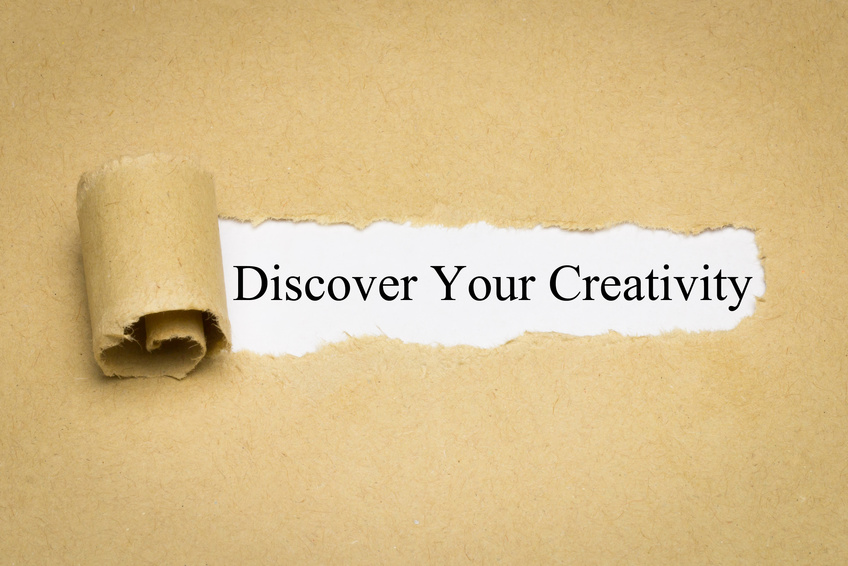 Discover your creativity
