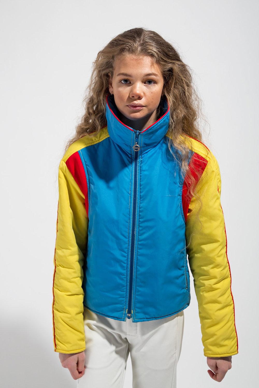 Vintage Jacket  Dakine Pants