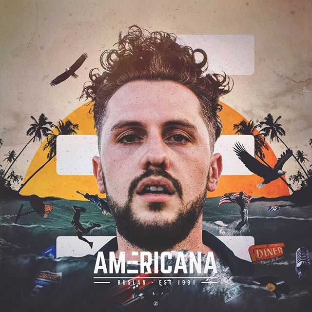 Hey guys, so @ruslankd is like a big brother to me and you NEED to buy his new album that just dropped today! 🎉 (LINK on his description box) #americana