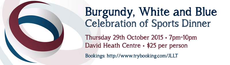 News events corpus christi college this year we celebrate the burgundy white and blue celebration of sport dinner in the college david heath gymnasium fandeluxe Choice Image