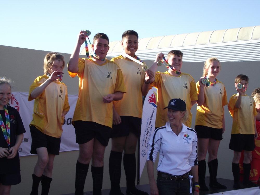 Gold Medals for Football (soccer).JPG