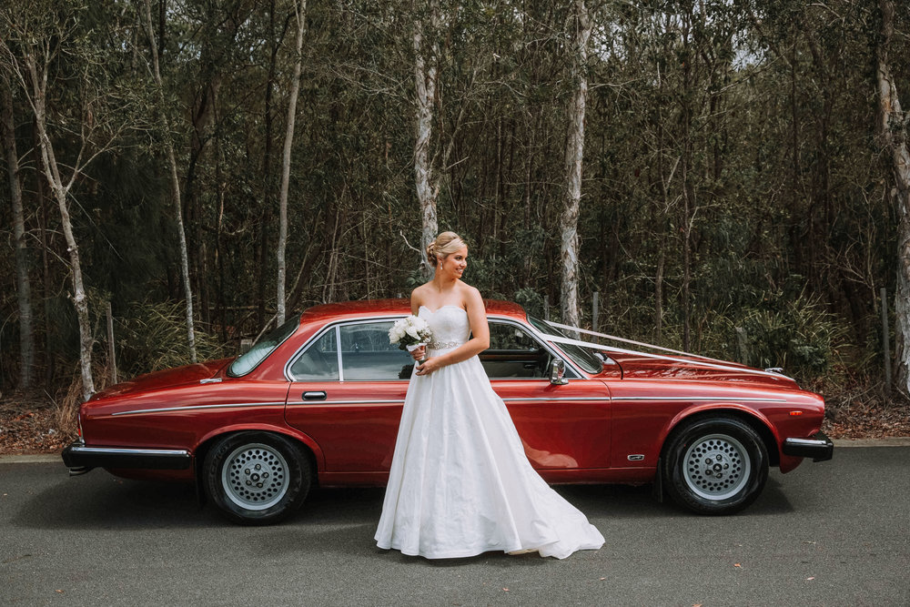 Wedding Cars Brisbane - Royal Class