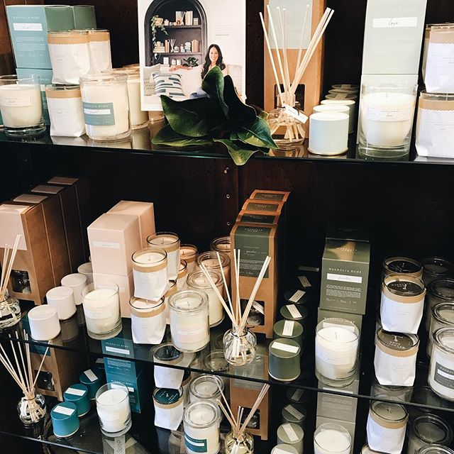 @magnolia Candles by @joannagaines just hit our shelves! We can't wait for y'all to get your hands on these. They smell AMAZING. 🌿Come check them out! #MyBoxwoodHome #boxwoodhomeandgift #magnoliahome #magnoliahomecandles #homedecor #houston #atascocita #kingwood #humbletx