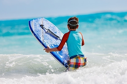Oahu Beach Gear Rentals - Boogie Board