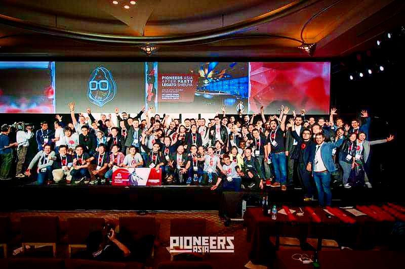 Pioneers Asia, 2016