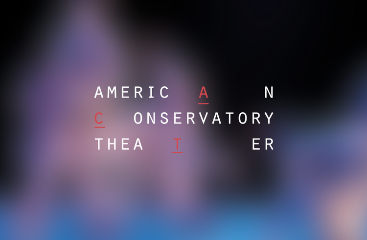 American Conservatory Theater Identity Systems