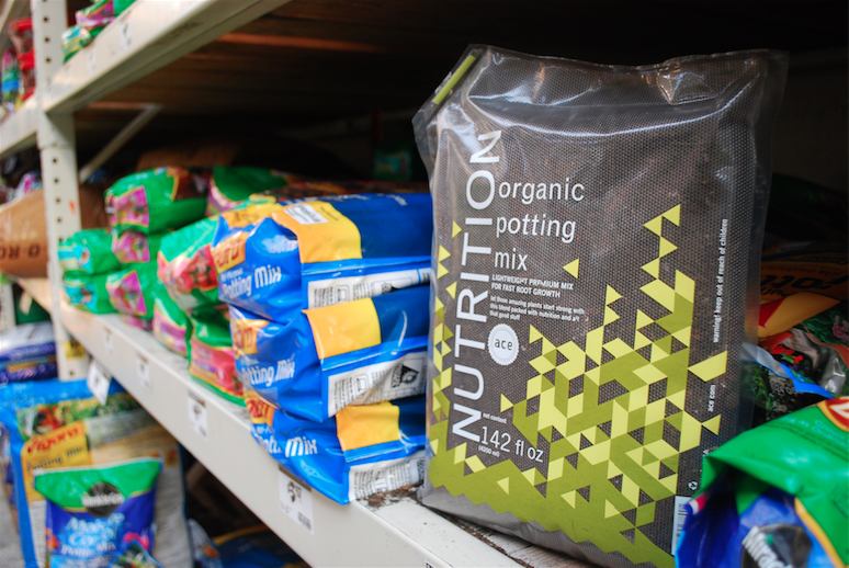 Ace Hardware– Urban Gardening Packaging, Identity