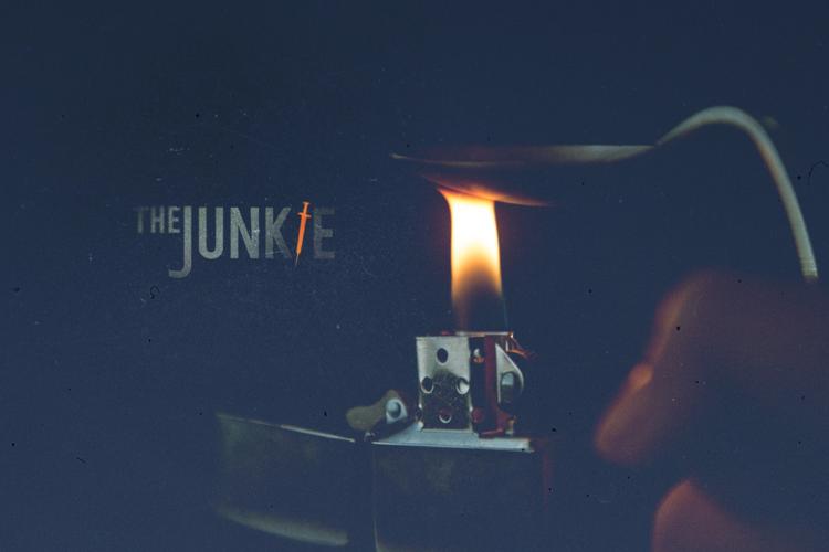 The Junkie Lookbook Book Design