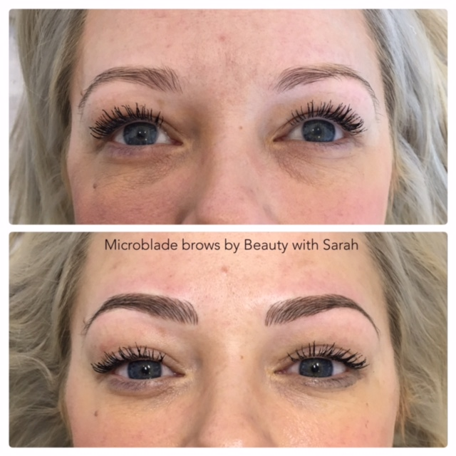 Beauty with Sarah - Microblading