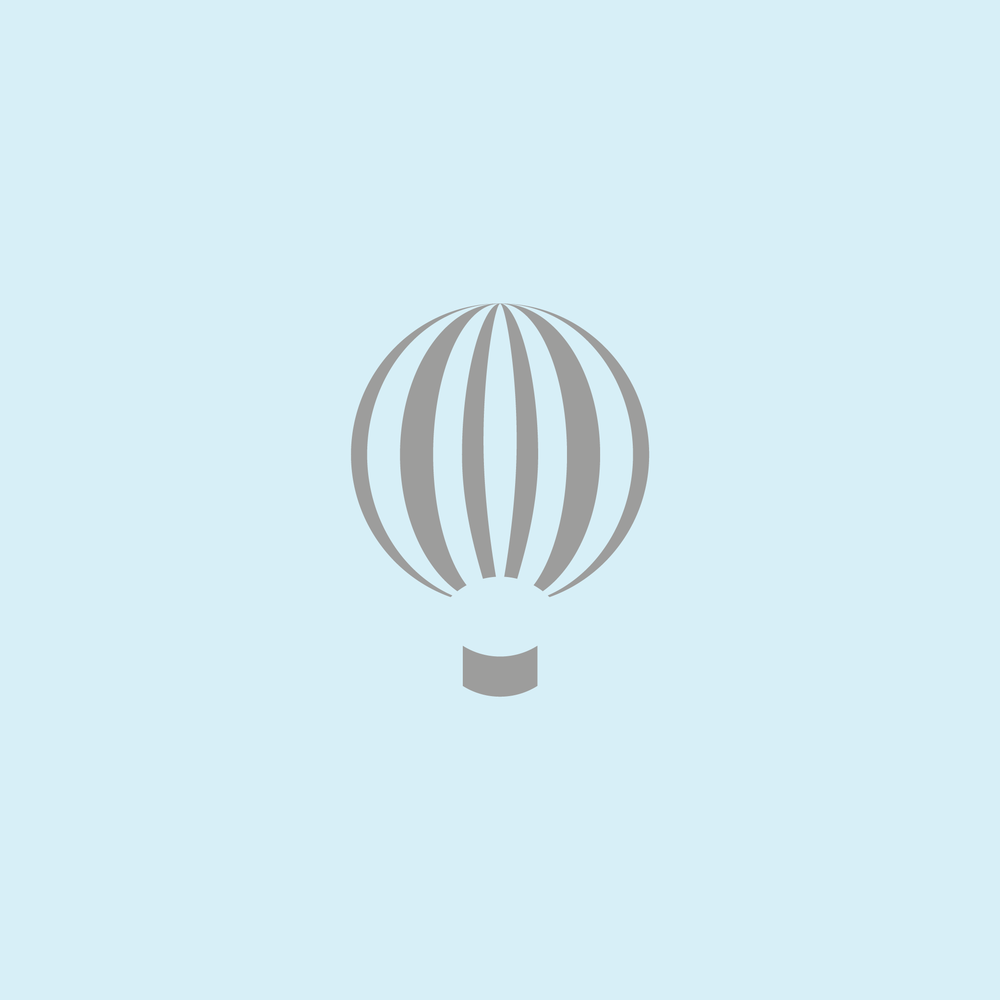 Hot Air Logo - Apollo Creative Co - Hampshire Graphic Design
