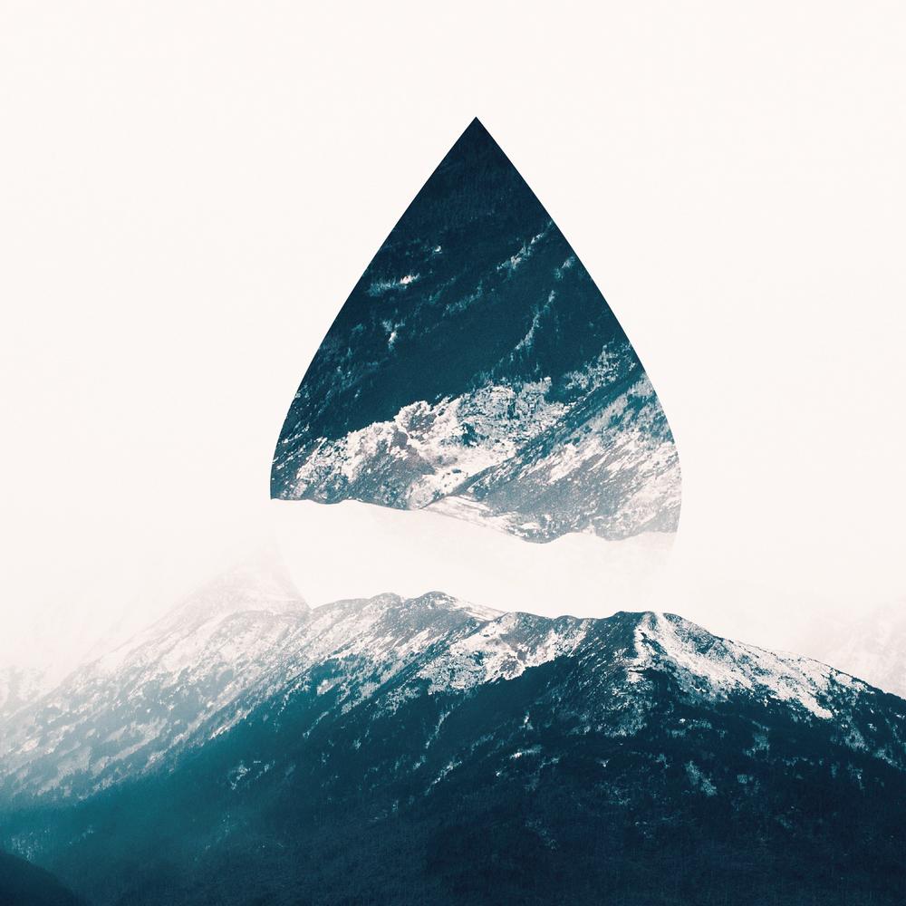 Teardrop Mountain - Apollo Creative Co - Hampshire Graphic Design