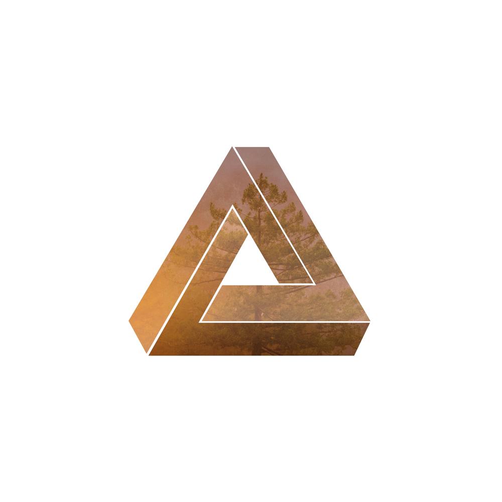 Optical Triangle - Apollo Creative Co - Hampshire Graphic Design