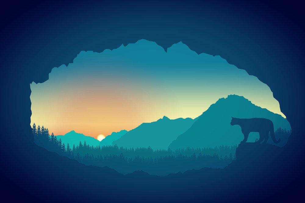 The Cave - Apollo Creative Co - Hampshire Graphic Design