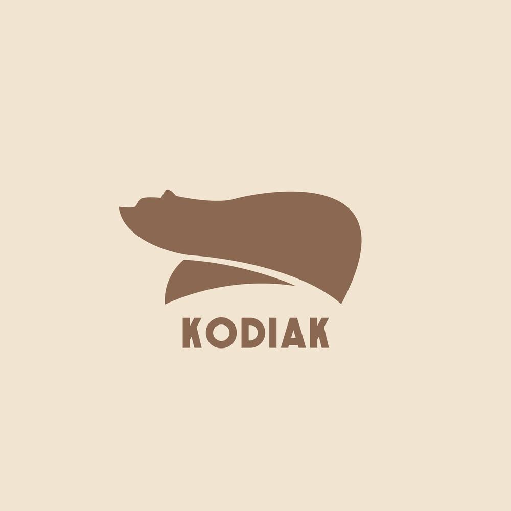 Kodiak Logo - Apollo Creative Co - Hampshire Graphic Design