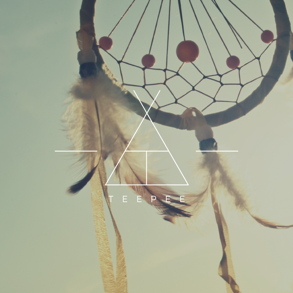Teepee - Apollo Creative Co - Hampshire Graphic Design