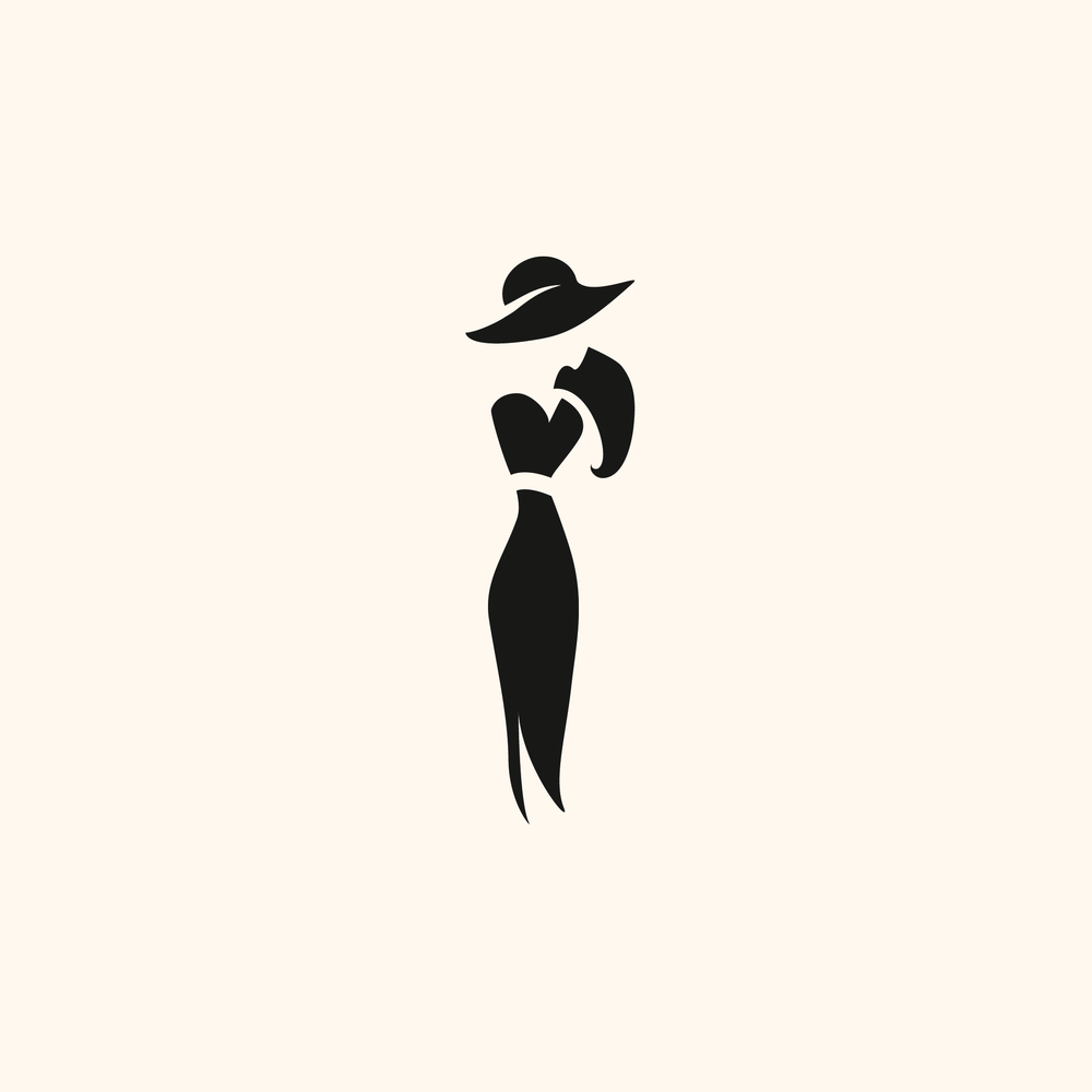 The Woman Logo - Apollo Creative Co - Hampshire Graphic Design