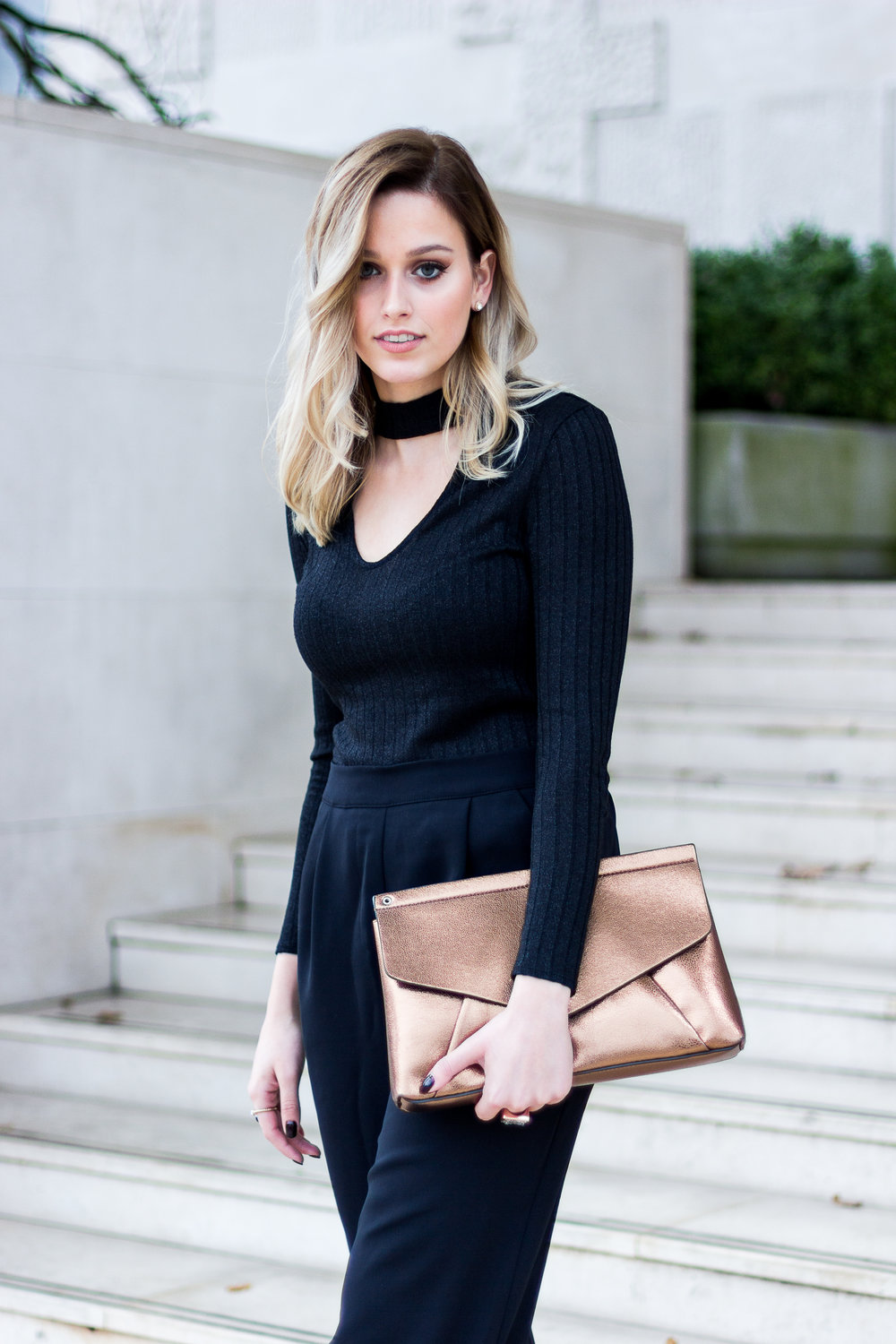 mainstream chic street style ootd