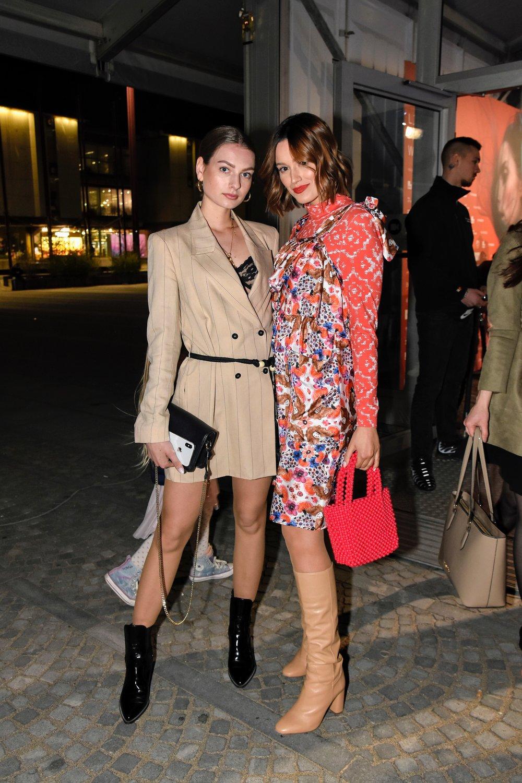 With  Anastasia