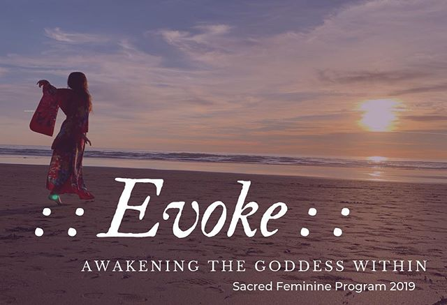 "New Offering! ⁣⁣⁣⁣ : : EVOKE 2019 : : ⁣⁣⁣⁣ ⁣⁣⁣⁣ Last week I posted that I had a few openings in my private practice, and I was surprised (& honored!) to receive hundreds of emails from women around the world feeling the call to work together. This inspired me to create a new online group coaching program, which I'm really excited to share with you today in the spirit of the New Year! ⁣⁣⁣⁣ ⁣⁣⁣⁣ It's called EVOKE: Awakening the Goddess Within. ⁣⁣⁣⁣ ⁣⁣⁣⁣ I love this word ""evoke"" because it means to bring to mind, conjure, summon, stimulate, awaken, arouse, call forth… to cause something to be remembered or expressed. ⁣⁣⁣⁣ ⁣⁣⁣⁣ I believe that the Sacred Feminine principle lies in all beings and now is the time to bring this wisdom to the world and this essence of beauty, love, sensuality, intuition and sacredness to the forefront of our lives. ⁣⁣⁣⁣ ⁣⁣⁣⁣ In the 6-month container of our online Rose Temple, We will cover topics such as:⁣ ⁣⁣⁣⁣ * Cultivating a juicy sacred morning practice⁣⁣⁣⁣ * Knowing yourself, strengthening intuitive powers ⁣⁣⁣⁣ * Creating home sanctuary⁣⁣⁣ * Adorning yourself in a feminine, authentic way ⁣⁣⁣⁣ * Overcoming heartbreak, healing from past relationships, calling in new healthy love ⁣⁣⁣⁣ * Nourishing your body for more energy & vibrancy ⁣⁣⁣⁣ * Practicing ancient self-care rituals for inner & outer beauty⁣⁣⁣⁣ * Guided meditations, visualizations to reduce stress, anxiety & overwhelm ⁣⁣⁣⁣ * Embodiment practices that will inspire you to move in a sexy, luscious way⁣⁣⁣⁣ * Awakening your abilities to magnetize your heart desires ⁣⁣⁣⁣ * Strengthening your aura, managing your energy with intention & elegance. ⁣⁣⁣⁣ * Creating healthy boundaries to plug holes & stop energy leaks ⁣⁣⁣⁣ * Tapping into your unique frequency, gifts, superpowers & channel them for good⁣⁣⁣⁣ * Learning about the goddess archetypes & uncovering your etherial crew! ⁣⁣⁣⁣ * Balancing your own feminine & masculine energy ⁣⁣⁣⁣ * Healing past wounds, shedding light on inner shadow * Reclaiming sensuality, beauty and feminine power⁣ ⁣ ⁣ If you feel the call to join us, please send me an email (rachel@rachelrossitto.com) and I will share the invitation with you. ✨🌹✨"