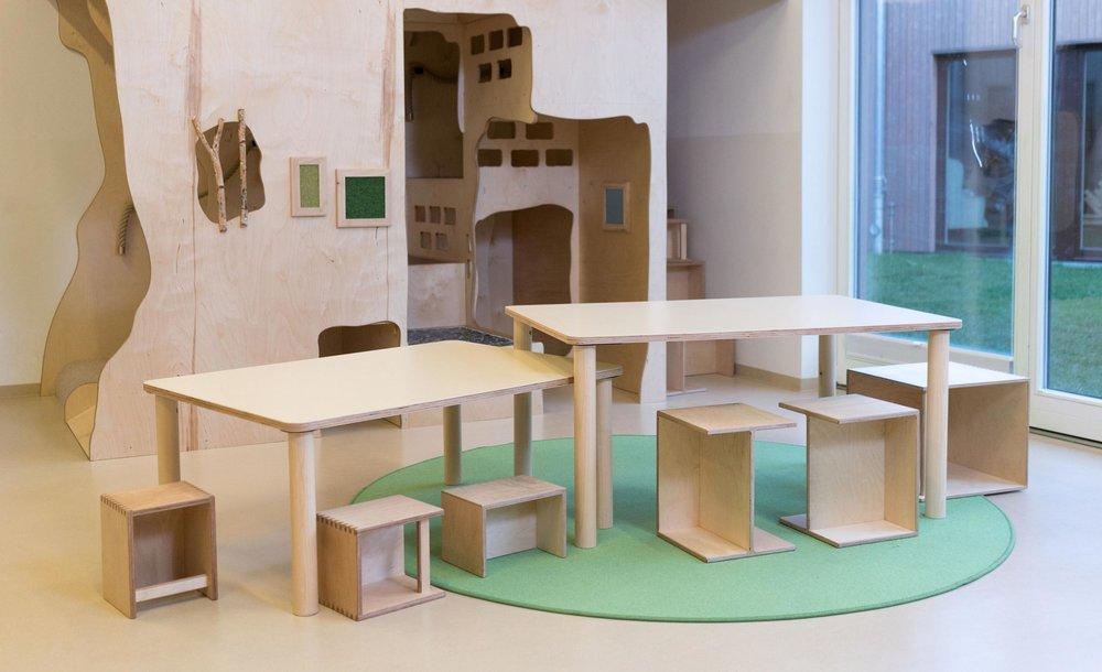 Tisch Krippe und Kita - Kombitisch - Funktionstisch - Mehrzwecktisch - Kita und Schule 04.jpg