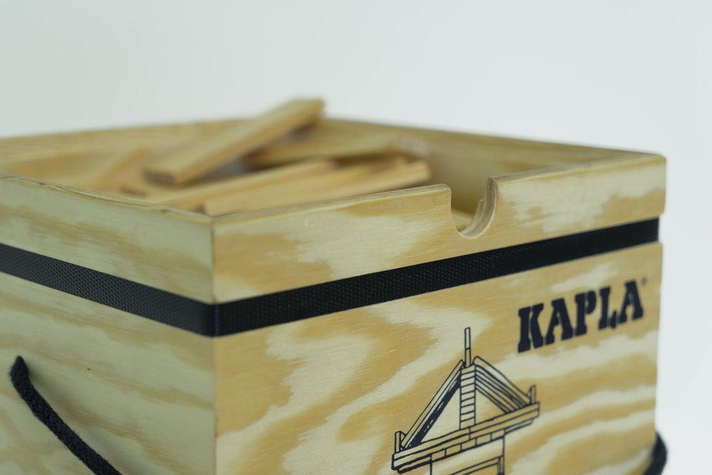 Kapla-Bausteine