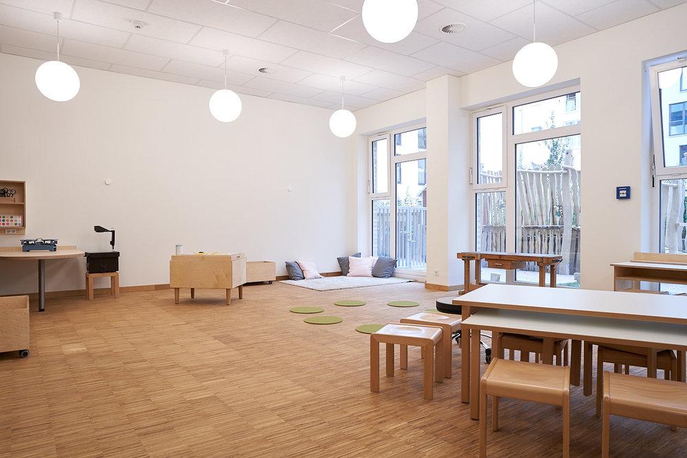 Hamburg, Neue Mitte Altona, Moete, Kita Sandvika, Forscherraum, Lernwerkstatt, Kita, Kindergarten, Kindertagesstätte, Elementarpädagogik 02.jpg