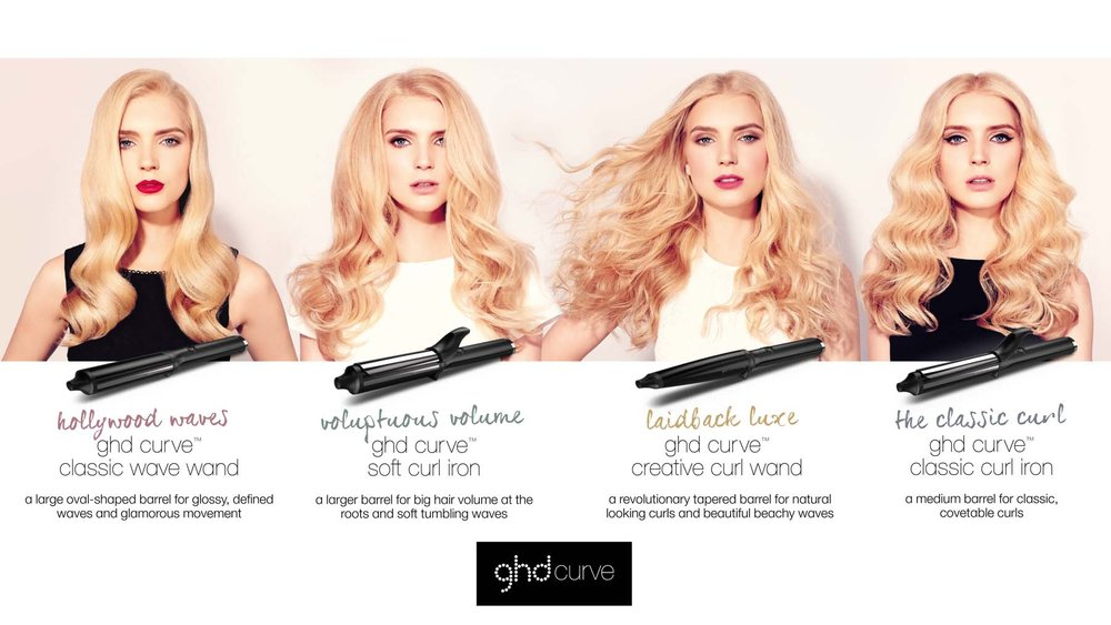 Ghd Curve The Mane Style