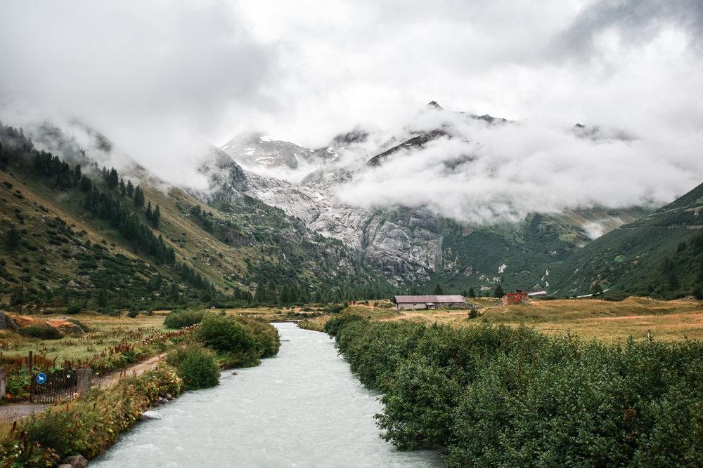 Glacier du Rhône (VS)30/45 : 100.- // 40/60 : 130.-