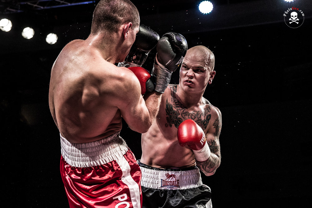 Niklas Räsänen vs. Robert Talarek