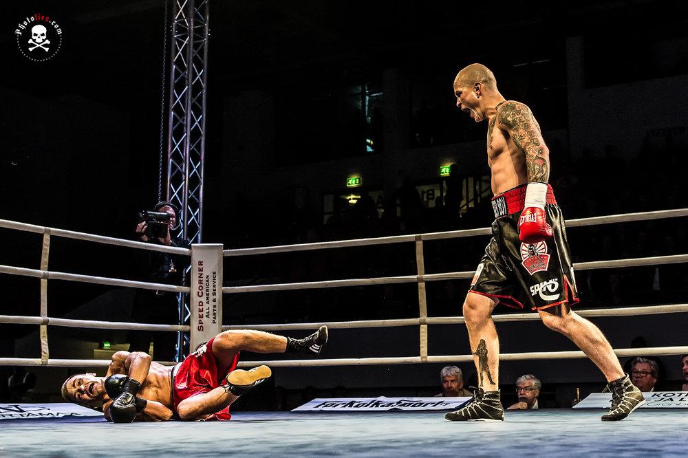 Niklas Räsänen vs. Sergei Beloshapkin