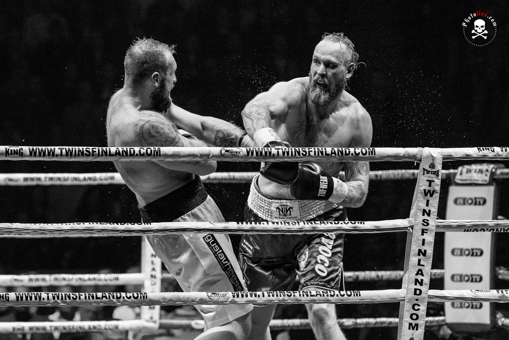 Robert Helenius vs. Franz Rill