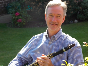 Nick Cox- Freelance Clarinettist and ex RLPO