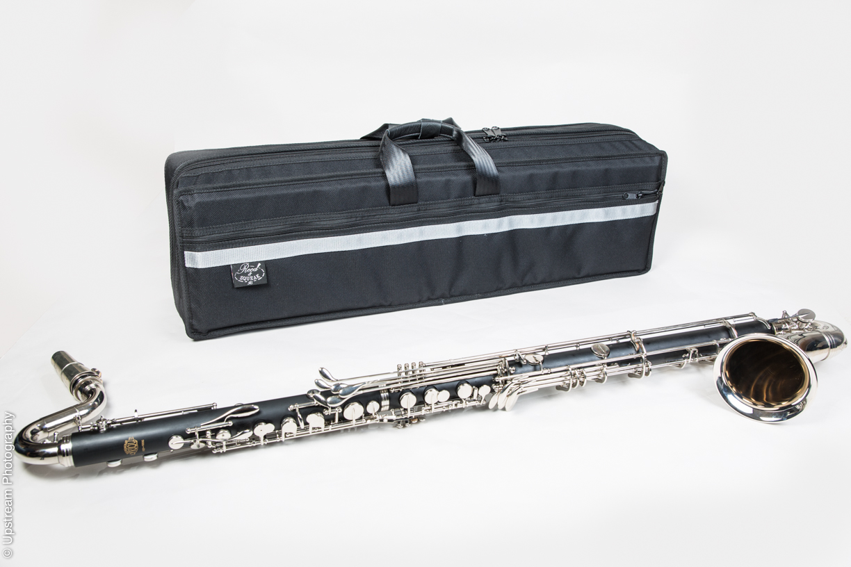 Bass Clarinet Case-Low C