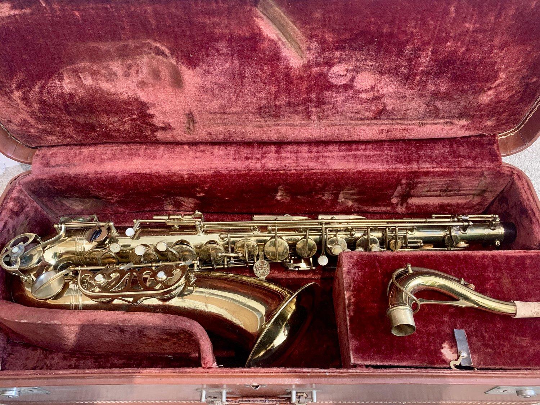 Fabulous Saxophones 213 Buffet Super Dynaction Tenor Saxophone Home Interior And Landscaping Analalmasignezvosmurscom