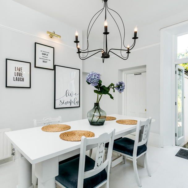 MUSE HAUS ChisWick - Muse Haus Chiswick is a spacious and beautiful Victorian townhouse in West London, close to public transport and Chiswick High Street with its various shops and restaurants.Read More