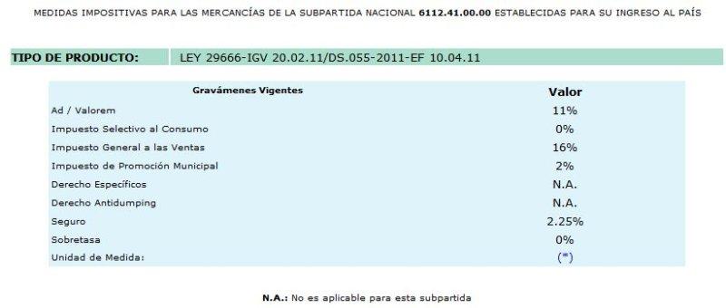 impuestosHS611241