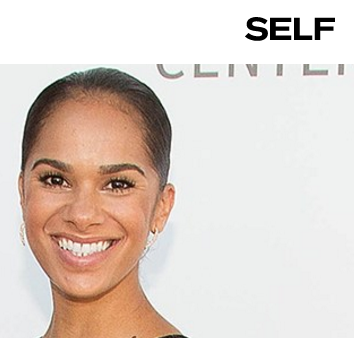 Misty Copeland Meditates In The Easiest, Most Genius Way, SELF Magazine
