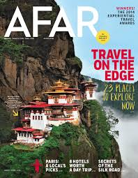 How to Find Chill on Your Turbulent Flight, AFAR Magazine